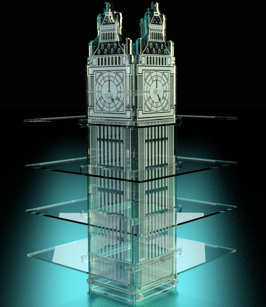 Big Ben | Display | Industrias Arra